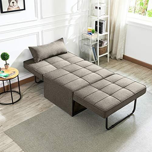 Circular sofa bed _image2