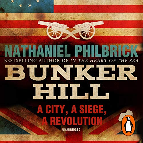 Bunker Hill  By  cover art