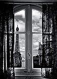 Feeling at home Lamina-sobre-Lienzo-ENROLLADA-Cm_85_X_60-Hellerdani-Mauricio-Torre-Eiffel-...