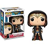 Jokoy Funko Pop Heroes : Wonder Woman#229 Figure Gift Vinyl 3.75inch for Heros Movie Fans Chibi...