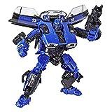 Transformers Studio Series - Robot Deluxe Dropkick Voiture AMC Javelin 1974 - 11cm - Jouet Transformable 2 en 1