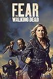 CHUTD 1000 Piezas Rompecabezas Rompecabezas para Adultos Programa de televisión Fear The Walking Dead Adultos Juego de de Bricolaje Brain