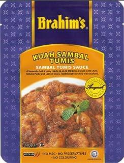 Brahim's サンバルトウミソース  (3~4人分)3袋