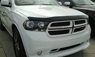 Dodge Durango 2011-2012 CHROME Bug Deflector Mopar OEM NEW!
