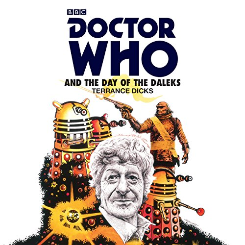 Doctor Who and the Day of the Daleks cover art