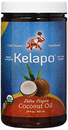 Kelapo Extra Virgin Coconut Oil, 29-Ounce Jar