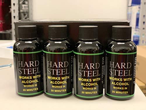 Hard Steel Liquid 2 oz Male Enhancer 100% Authentic Shot (12 Count Box)