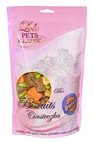 Lolo Pets Biscotti per Cani Ossa Mix