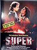 Super - Udo Lindenberg - Günter Lamprecht - Filmposter A1