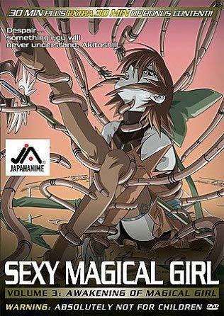 Sexy Magical Girl Ai Vol. 3 (Mahou Shoujo Ai) Awakening of Magical Girl