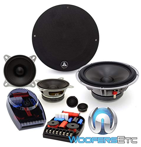 JL AUDIO C5-653 Evolution C5 Series 6.5' 3-Way Component System