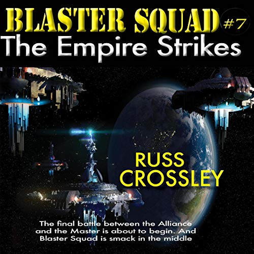 The Empire Strikes audiobook cover art