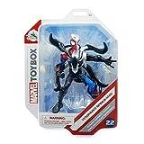 Venomized Spider-Man Action Figure Marvel Toybox # 22
