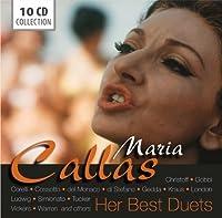 Maria Callas - Her Best Duets: Norma, Tosca, Rigoletto, Aida, La Traviata, La Sonnambula, Nabucco, Madama Butterfly, amo! by Maria Callas