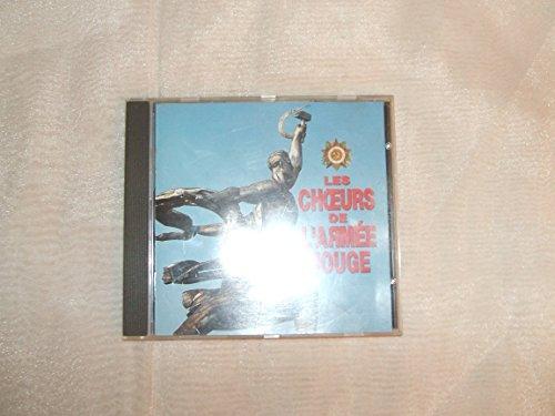 CD//LES CHOEURS DE L'ARMEE ROUGE//CLUB DIAL//JEAN -MARC FOLLIET//1993