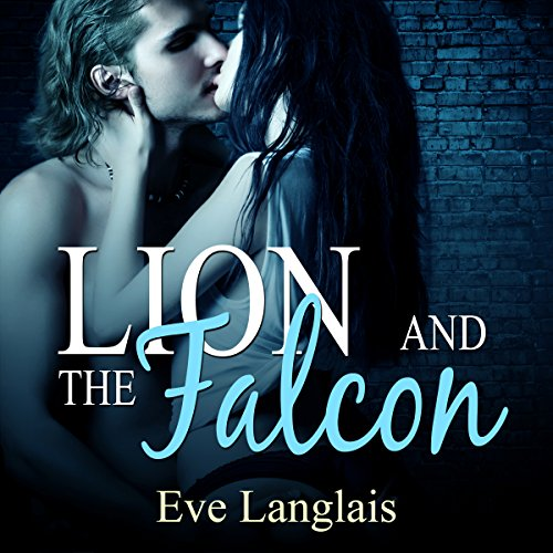 Lion and the Falcon audiobook cover art