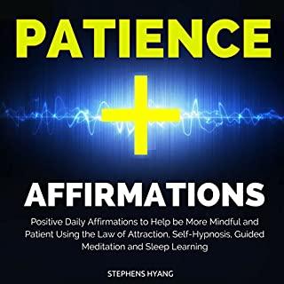 Patience Affirmations cover art