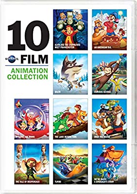 Universal 10-Film Animation Collection [DVD] from Universal Pictures Home Entertainment