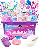 Original Stationery Unicorn Slime Kit Supplies Stuff for Girls Making Slime [Everything in One Box]...