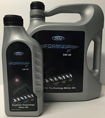Ford Formula F 5W30 5W-30 Motoröl 5 Liter + 1 Liter