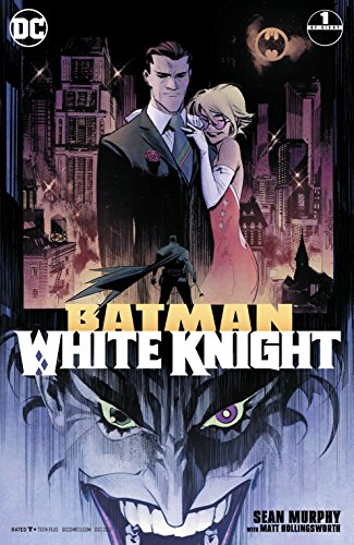Batman: White Knight (2017-2018) #1 (Batman: White Knight (2017-)) (English Edition)