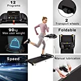 Zoom IMG-2 lontek tapis roulant elettrico pieghevole
