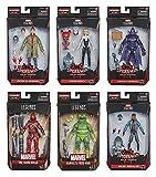 Spider-Man: Into The Spider-Verse Marvel Legends Wave 1 Set of 6 Figures (Stilt-Man BAF)