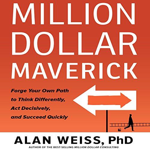 Million Dollar Maverick audiobook cover art