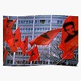 Myxtur Rosa Liebknecht Luxemburg Berlin Linken Rot