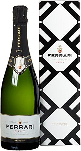 Ferrari Brut mit Geschenkverpackung (3 x 750 ml)