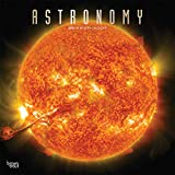 Astronomy 2020 12 x 12 Inch Monthly Square Wall Calendar with Foil Stamped Cover, Astronomy Nasa Hubble Telescope