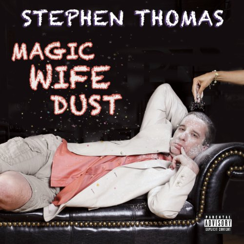 Magic Wife Dust audiobook cover art