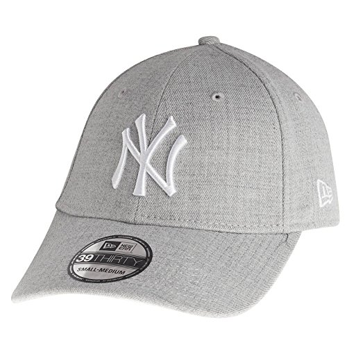 New Era Casquette de Baseball MLB Basic lA Dodgers 39 Thirty Stretch Back - Gris - XL