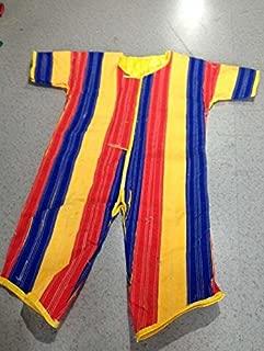 velcro suit