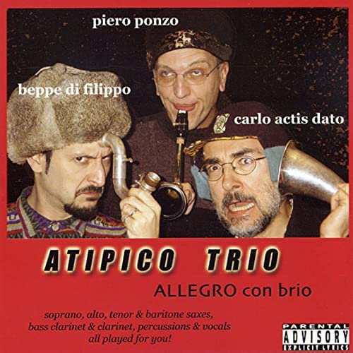 Carlo Actis Dato, Piero Ponzo & Beppe Di Filippo
