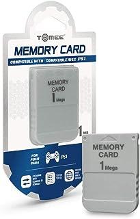 Tomee Playstation 1 MB Memory Card