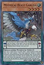 Mythical Beast Garuda - EXFO-EN023 - Ultra Rare - 1st Edition - Extreme Force (1st Edition)