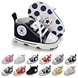 Baby Girls Boys Shoes Soft Anti-Slip Sole Newborn First...
