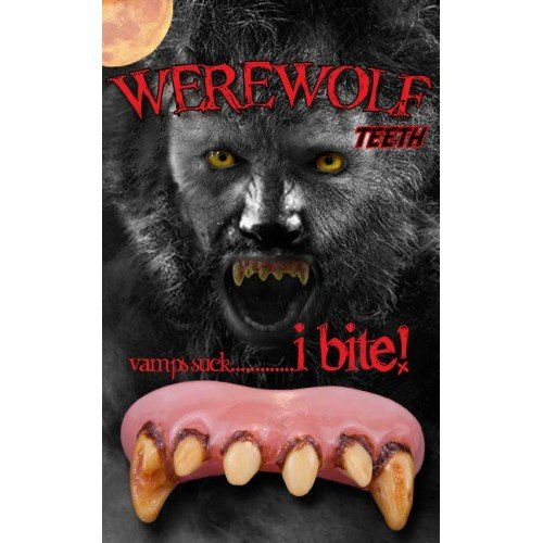 Teeth Billy Bob Werewolf
