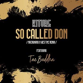 So Called Don (Macrohard & West1ne Remix)