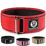 Sportvitae® Cinturón Lumbar Gimnasio, Cinturon Gimnasio Hombre y Mujer, Cinturon Halterofilia,...