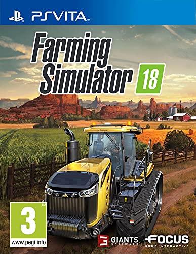 Farming Simulator 18 [Edizione: Francia]