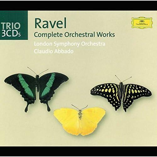 Complete Orchestral Works (Bolero,Rapsodie Spagnole,Pavane,La Valse)