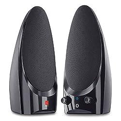 iBall i2-460 V 2.0 - Multimedia Speaker (Black),iBall,I2 - 460,iBall speaker,iBall speaker wired,speaker iBall I2 - 460