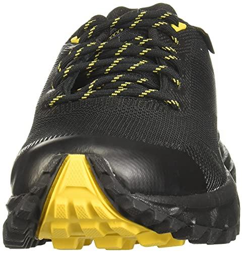 Reebok Sawcut 7.0 GTX, Zapatillas de Senderismo Hombre, Multicolor (Black/Grey Yellow 000), 41 EU