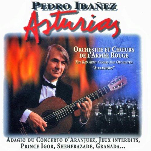 Amazon.com: Asturias (Isaac Albéniz): Pedro Ibanez And The ...