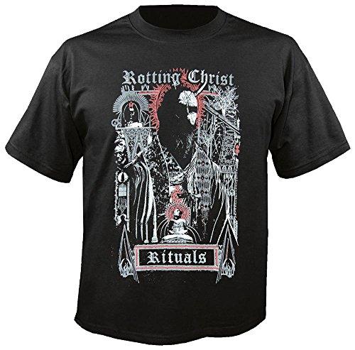 Rotting Christ - Rituals by T-Shirt Größe XXL