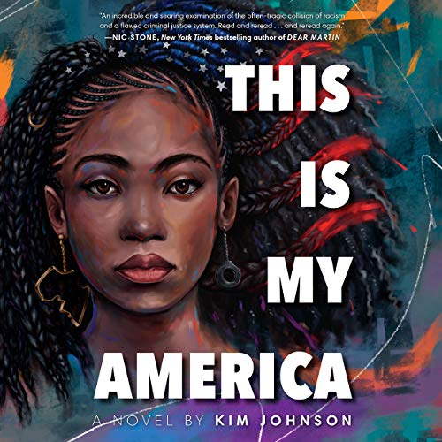 Couverture de This Is My America