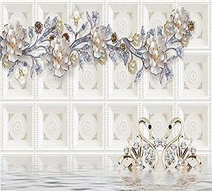 ElRmady Bright Glitter fabric Wall paper 2.25 meters x 2.7 meters