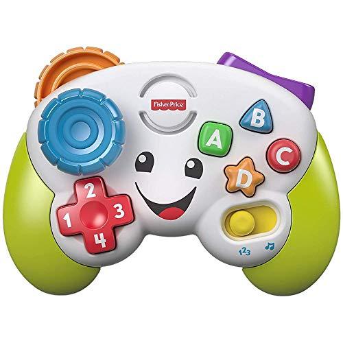 Controle Videogame, Fisher Price, Mattel